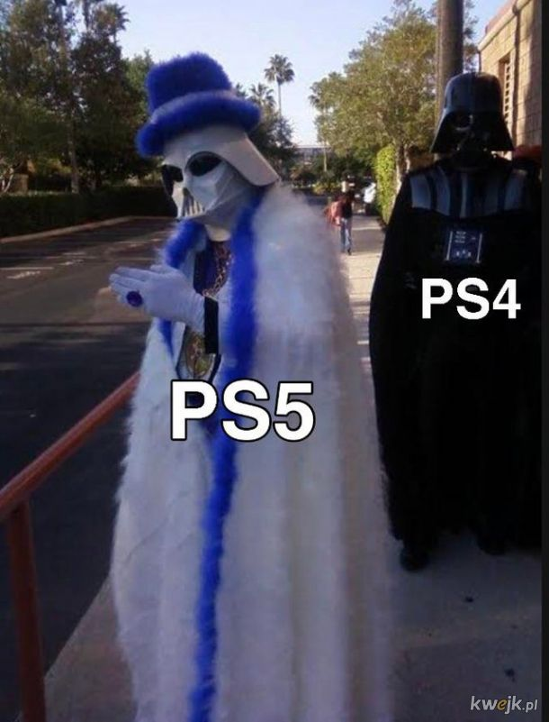 Wciąż czekam na PC2...