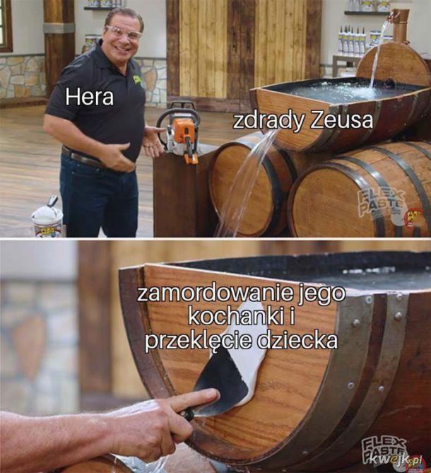 Zdrady Zeusa
