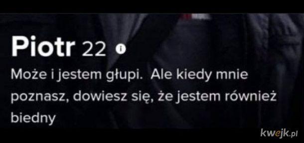 Szczery Piotr