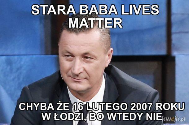 STARA BABA LIVES MATTER