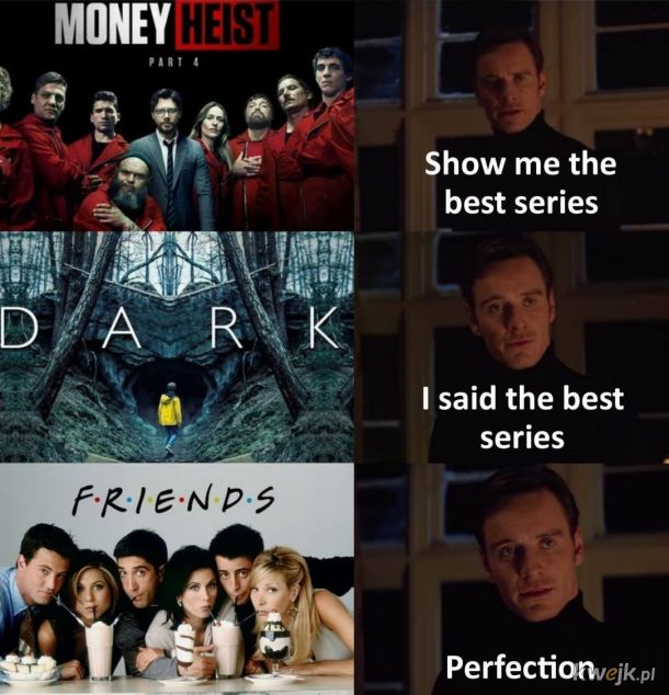 The best series