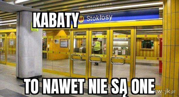 Następna stacja ...