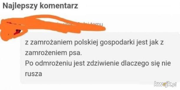 Odmrożenie polskiej gospodarki