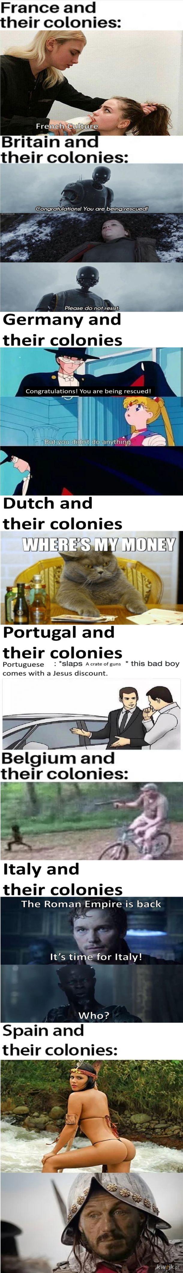 Rewia kolonializmu