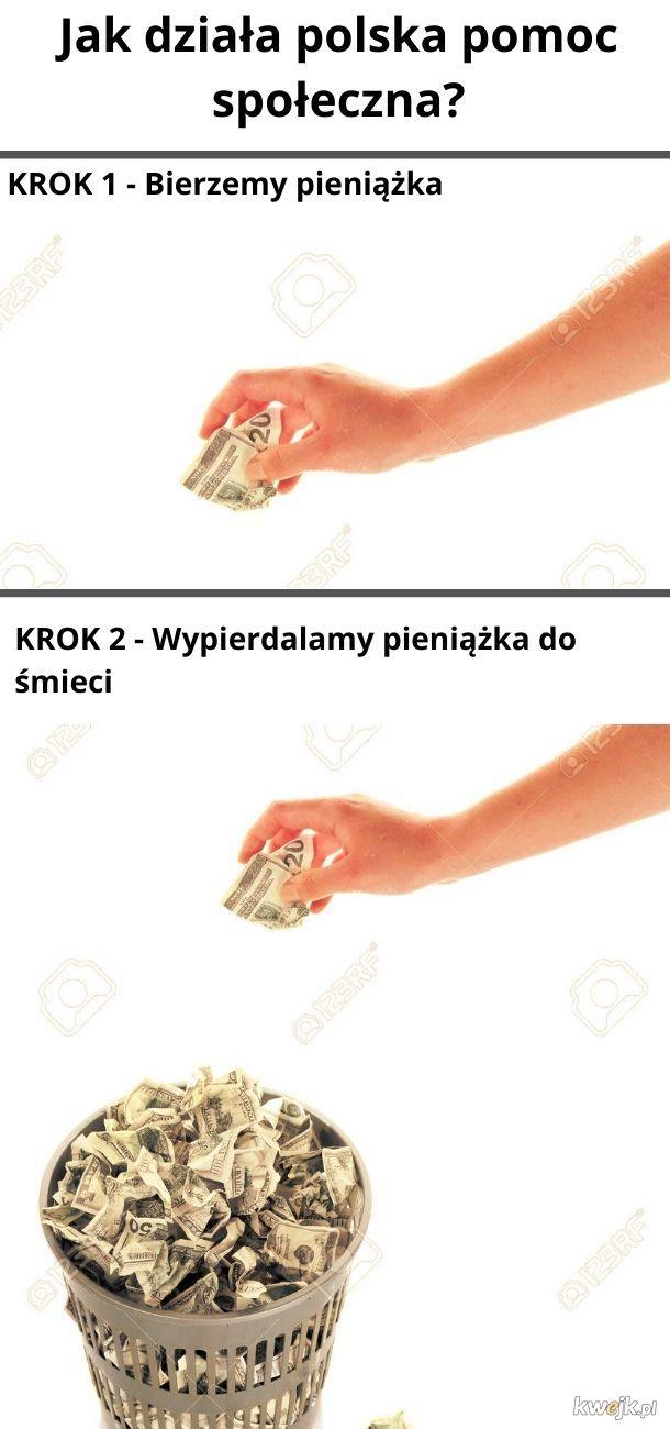 Jak działa pomoc społeczna w Polsce