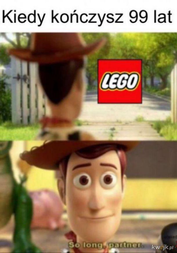 Lego jest do 99 lat