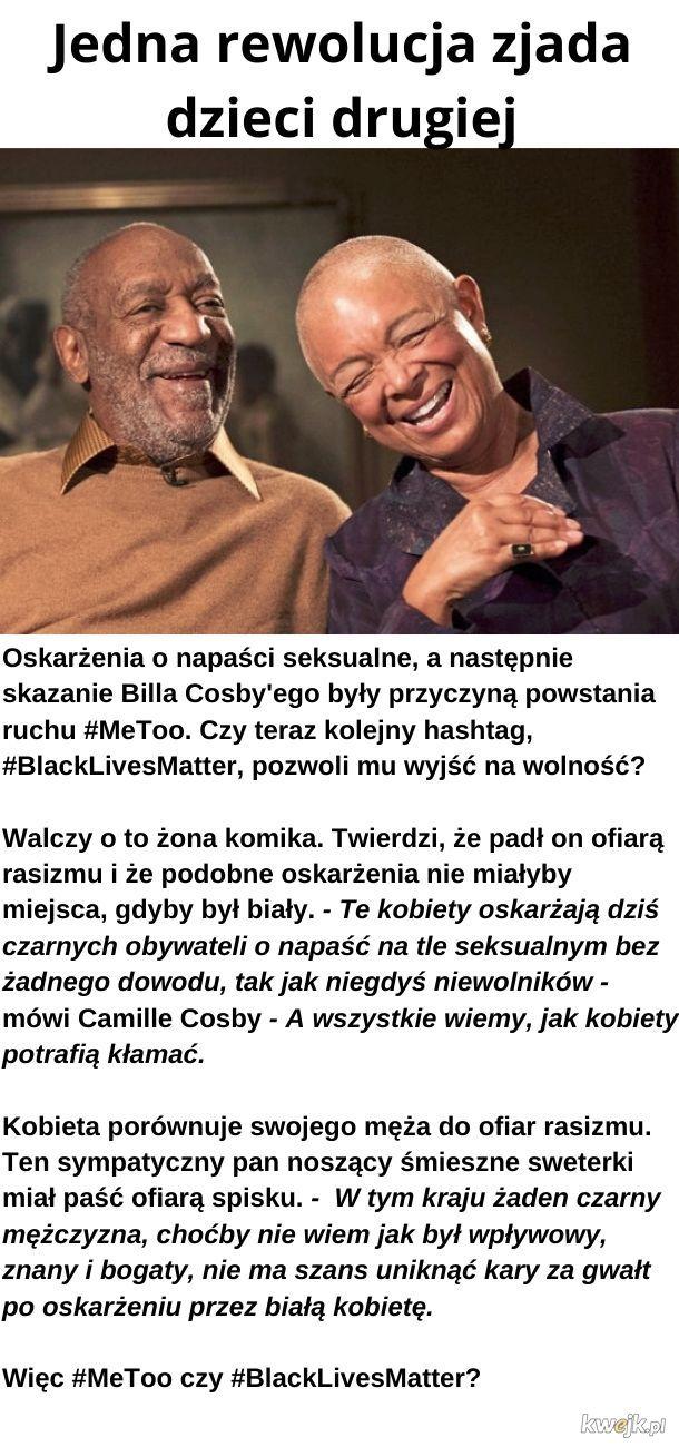The Cosby Show wciąż trwa