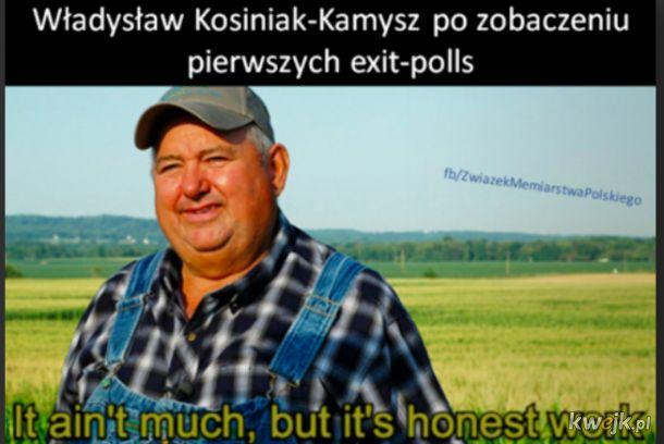 Jak tam po wyborach? Oto memy na złagodzenie traumy