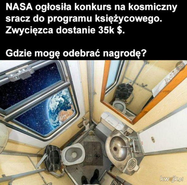 Kosmiczny kibel