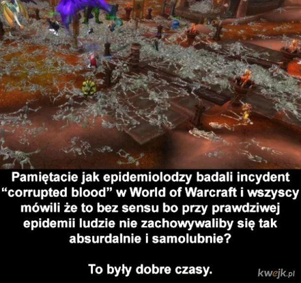 Epidemia w WoW