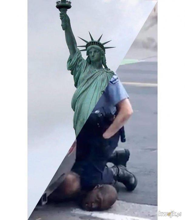 Jak się trzymacie w tej Ameryce?