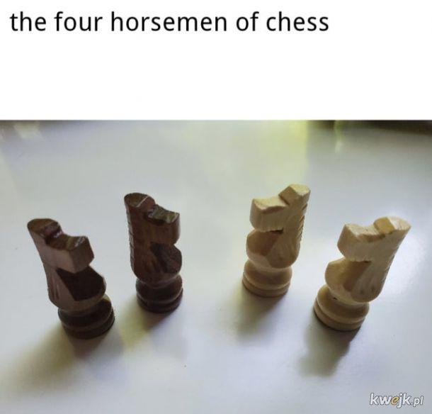 Czterej jeźdźcy szachów