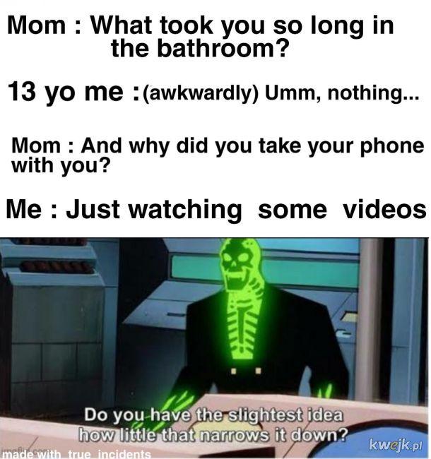To nic mamo
