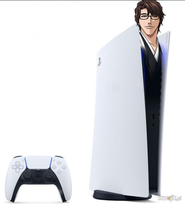 Aizen and PS5