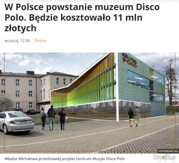 Muzeum disco polo za 11 milionów