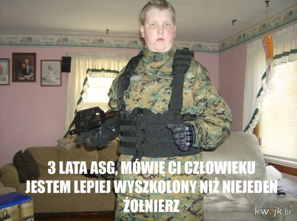 Wojownik ASG