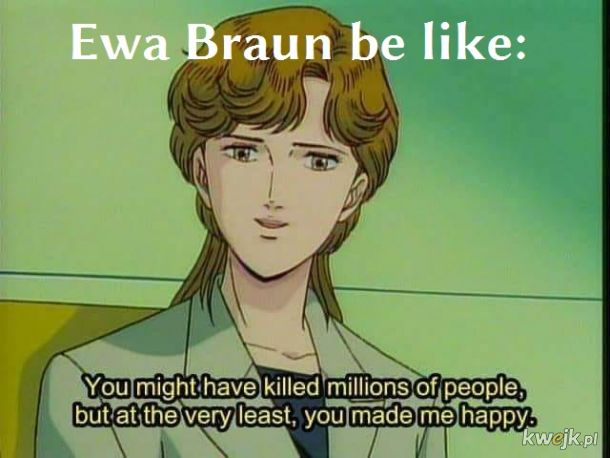 Ewa Braun - kochanka Adolfa akwarelisty