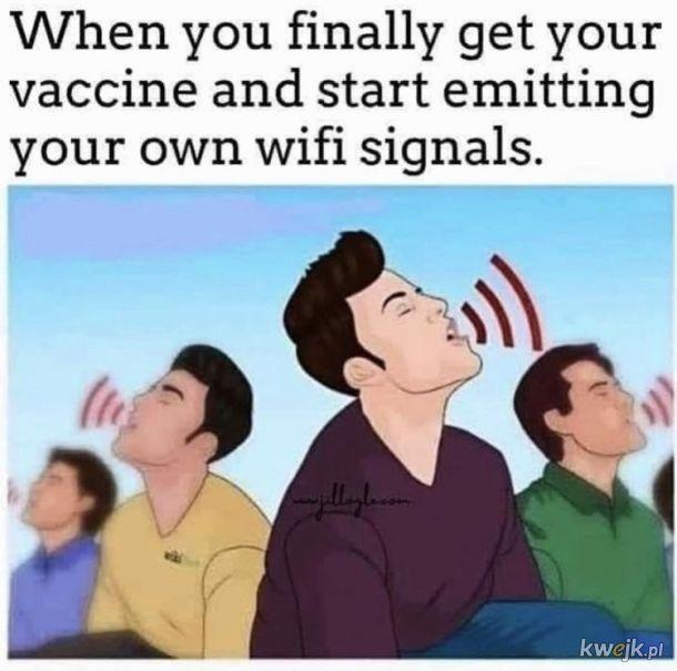 Może w końcu będę mieć dobre wifi