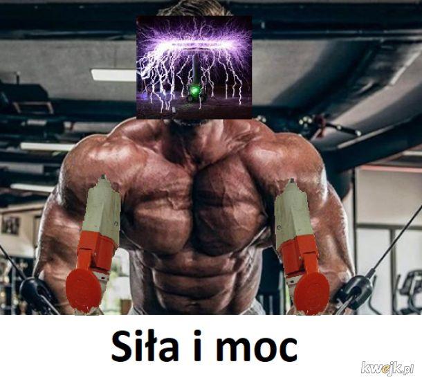 Siła i moc