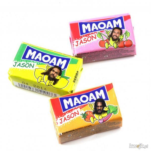 Jason Maoam - znany aktor.
