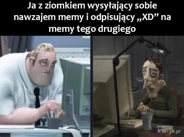 Wysyłanie memów