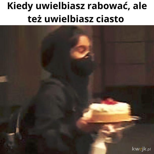 Każdy lubi ciasto