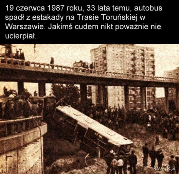 Ciekawostka z Warszawy