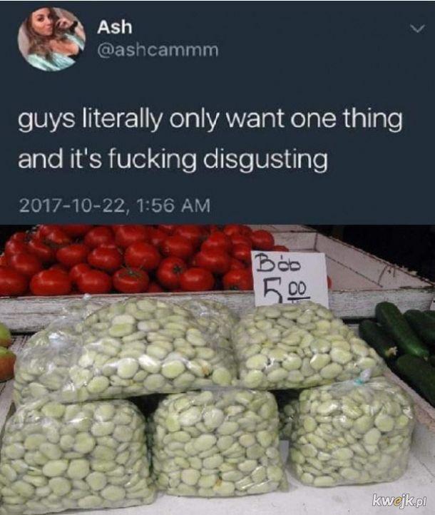 Faceci chcą jednego