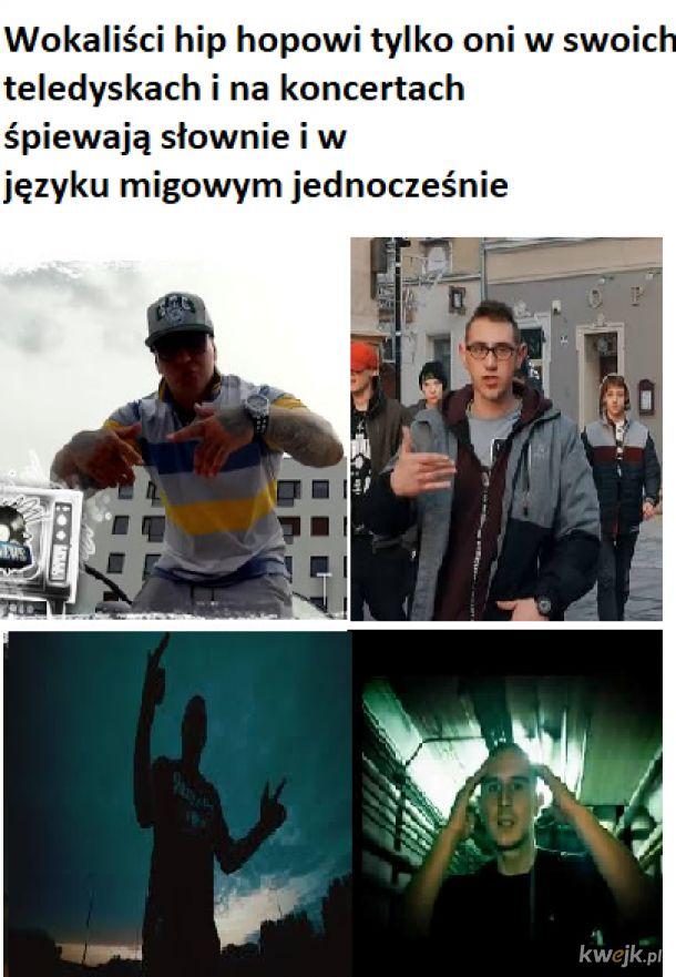Wokaliści hip hopowi