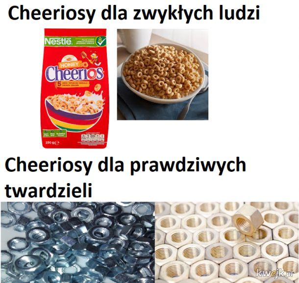 Cheeriosy