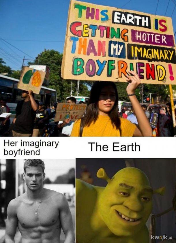 Shrek jest najgorętszą istotą we wszechświecie