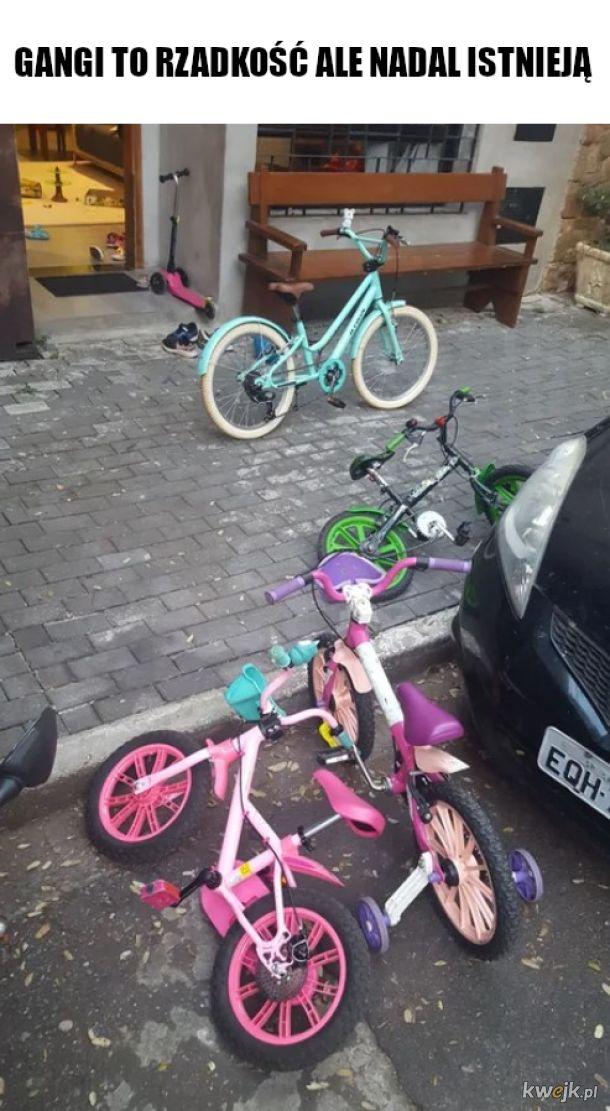 Gang rowerowy