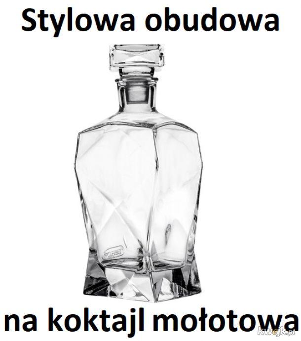 Koktajl mołotowa