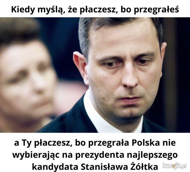 Smutny Kosiniak. Smutny Kamysz.