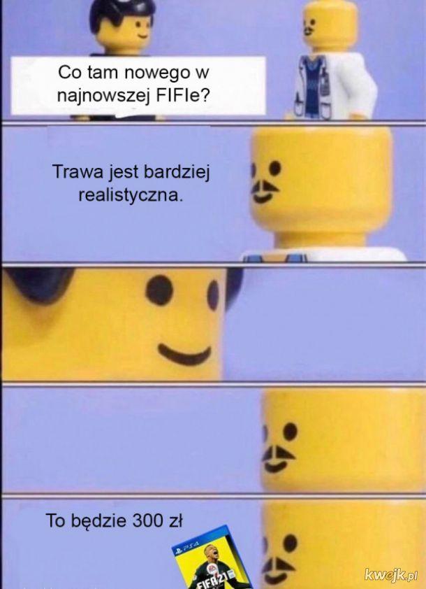 Najnowsza Fifa