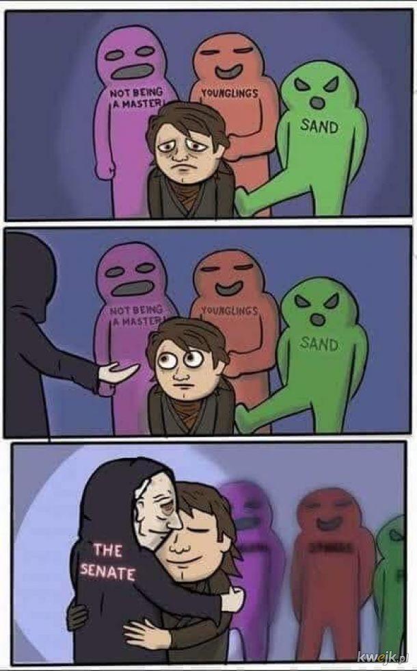 Biedny Anakin