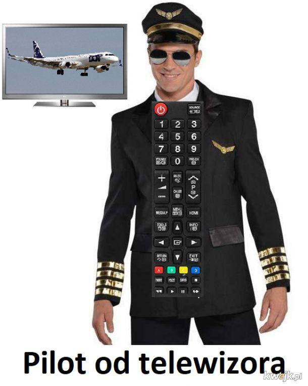 Pilot od telewizora