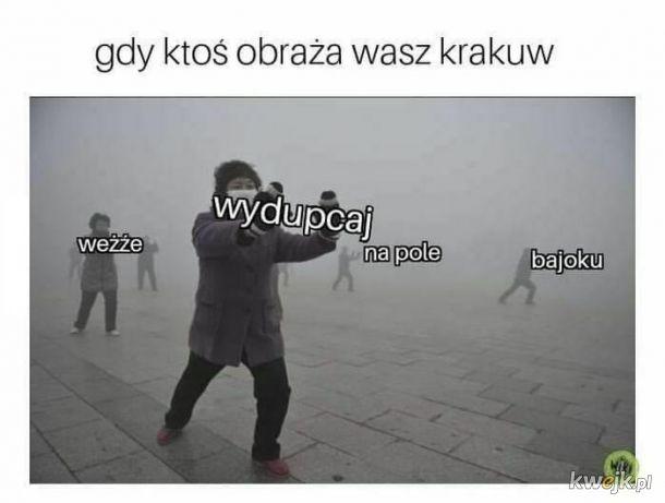 Heheszki z Krakowa