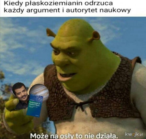 Płaskoziemianin