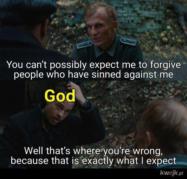 Bóg to jest Bóg!
