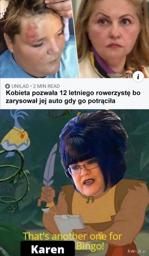 Karen bingo