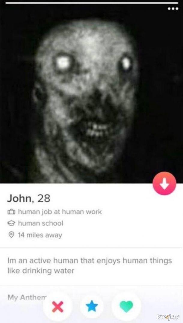 Totalnie legitny fajny człowiek
