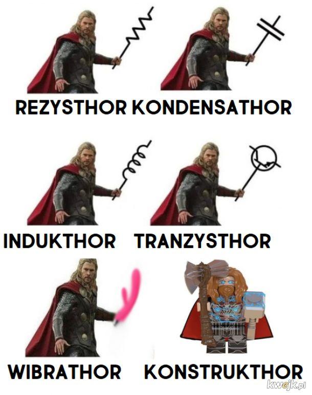 Odini syn Thor