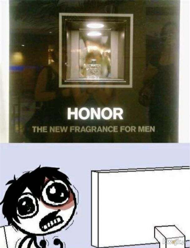 muszę odzyskać honor!