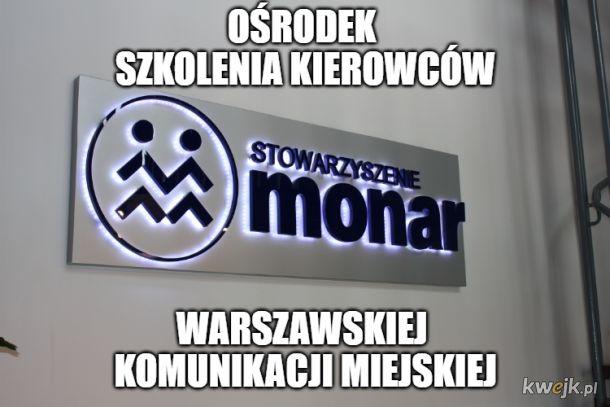 Ładnie się tam bawią w Warszawie