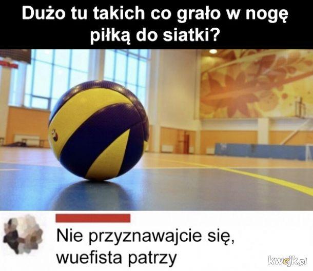 Piłka do siatki