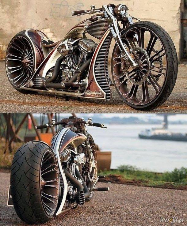 The Unbreakable - custom work by Thunderbike.