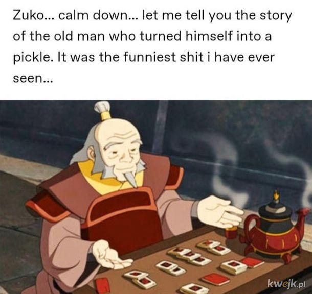 Nic nie jest bardziej śmieszne od tego ogórka