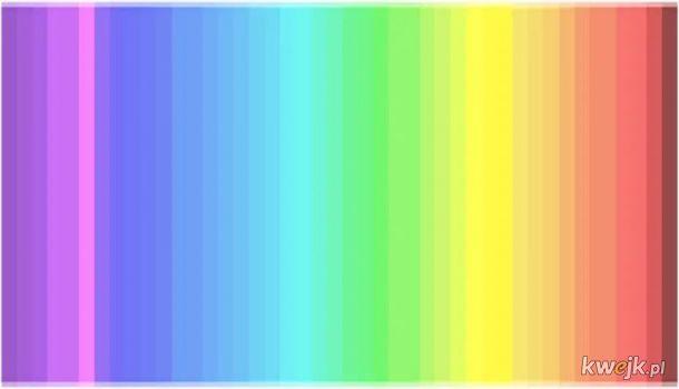 Test - ile kolorow jestes w stanie odroznic?