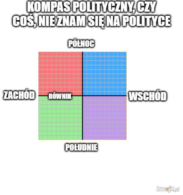 Gdy zapytasz geografa o poglądy polityczne